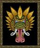 Quetzalcóatl (kyès) Tags: dragon aztèque maya inca statue mask legend