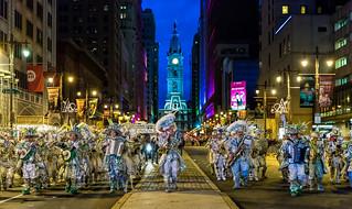 The Mummers Parade, Philadelphia