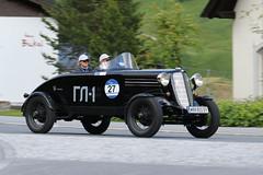 Gorki Automobilny Zavod GAZ GL 1 (1938) (Roger Wasley) Tags: gorki automobilny zavod gaz gl 1 1938 arlberg classic car rally 2016 lech austrian alps austria europe