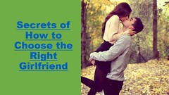Secrets of How to Choose the Right Girlfriend (Cook Lovers Area) Tags: secrets how choose right girlfriend