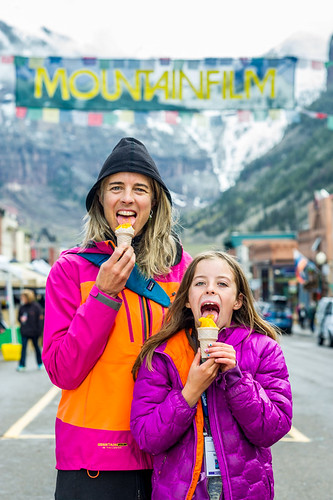 Mountainfilm Ice Cream Social