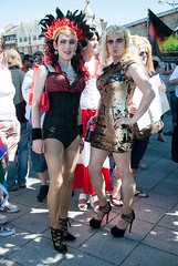 "Drag Queens at Plymouth Pride 2015 • <a style=""font-size:0.8em;"" href=""http://www.flickr.com/photos/66700933@N06/20439870349/"" target=""_blank"">View on Flickr</a>"