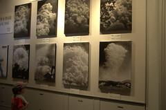 Mushroom clouds Hiroshima