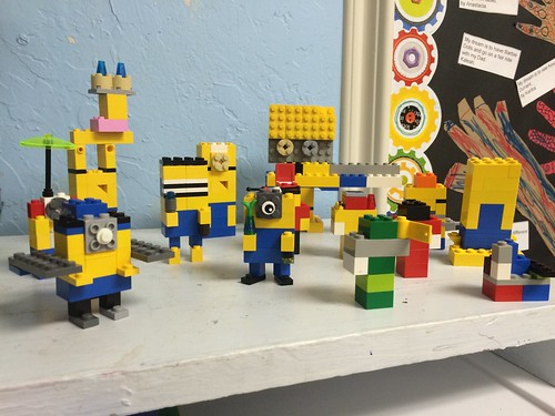 Lego Minion Challenge by shellyfryer, on Flickr