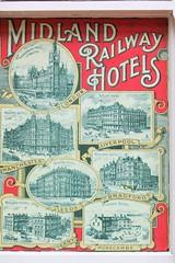 Midland Railway Hotels London Liverpool Manchester Leeds Bradford Derby Morcambe (@oakhamuk) Tags: london liverpool manchester bradford leicester leeds hotels derby midlandrailway morcambe martinbrookes