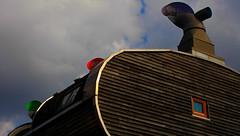 Wind Cowls, BedZED, Hackbridge, London Borough of Sutton (2) (tonymonblat) Tags: building london architecture surrey sutton ecovillage turnerprize bedzed hackbridge londonboroughofsutton