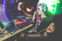 Anakena (Escobar Olgun) Tags: chile party music house girl night canon traktor deep deejay sabado