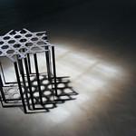 Steel stoolの写真