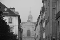 DSC_0091 (mchoanier) Tags: architecture brouillard rennes