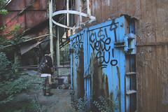 'Ci si vede su!' (Diego Visconti) Tags: abandoned canon photography si su ci vede tumblr