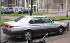 1991 Alfa Romeo 164 3.0 V6 (rvandermaar) Tags: 30 alfa romeo 164 1991 alfaromeo v6 alfa164 alfaromeo164 sidecode7 31gbt2