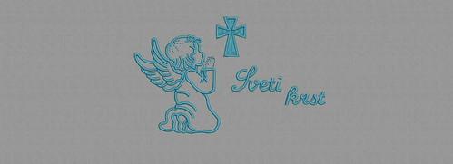 Sveti Krst - embroidery digitizing by Indian Digitizer - IndianDigitizer.com