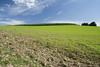 Ufo (Raphs) Tags: deggendorf klosterberg bayern bavaria deutschland germany field acre green hill clear sky fresh bright raphs canoneos350d canonefs1855mmf3556 line