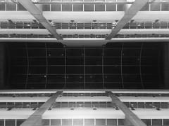 Indoor sky (HSOBERON) Tags: blancoynegro techo celling eafit universidad hsoberon endor arquitectura norebos endorinc hernansoberon iphone