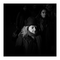 The unbearable grimness of shopping - 1 (rc-soar) Tags: night lowlight lowkey oxfordstreet ricohgr