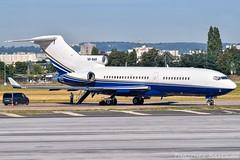 [LBG] Malibu Consulting Corporation Boeing 727-100 (Timothe Savour) Tags: vpbap boeing 727 727100 malibu consulting corporation