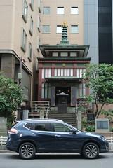 tokyo6060 (tanayan) Tags: urban town cityscape tokyo japan nikon j1 road street alley   yaesu
