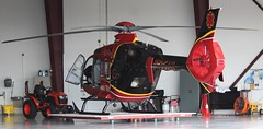 Air Care 1 (jmaxtours) Tags: helicopter ambulance n135an aircare1 kissimmeeflorida kissimmee kissimmeeairport