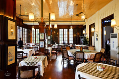 Charming dining room (A. Wee) Tags: cafebatavia cafe jakarta  indonesia  kotatua restaurant