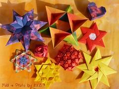 "My ""Prien-Folds"" 2016 (esli24) Tags: prien2016 ilsez esli24 origami carmensprung tomokofuse ilangaribi melinahermsen hanswernerguth mariasinayskaya shinhangyo hillizenz"