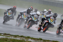 Number 130 KTM RC390 ridden by Renzo Ferreira (albionphoto) Tags: amapro superbike racing yamaha suzuki ktm honda njmp thunderbolt motoamerica superstock1000 superstock600 supersport ktmrccup motorcycle millville nj usa 130 renzoferreira