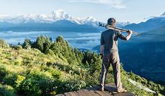Nepal, Annapurna 2016 DSC04819 Date (Month DD, YYYY)-Edit.jpg (Rayne Chew) Tags: view massifs nature himalaya camp beauty 2016 base kampung annappurna nepal trekking ridge green remote peak mountains valley