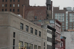 Seka, Soze (NJphotograffer) Tags: graffiti graff new york ny city rooftop seka soze