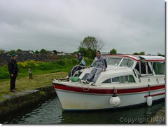 "Local lads on Leitrim Star at Eleventh Lock • <a style=""font-size:0.8em;"" href=""http://www.flickr.com/photos/144843094@N03/30071246895/"" target=""_blank"">View on Flickr</a>"