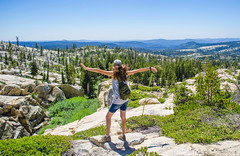 On Top of the World (UniquelyHis4ever) Tags: mountain wilderness outdoors woods world wanderlust explore hike hiker view landscape earth creation godscreation outside adventure life