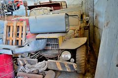 dodge WC53 (riccardo nassisi) Tags: auto camion truck abbandonata abandoned abbandonato rust rusty relitto rottame ruggine ruins scrap scrapyard epave urbex decay piacenza cava san nicol