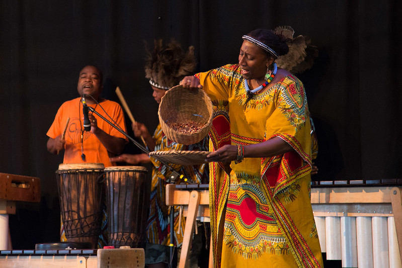 Performance Art and Learning Fall 2016: Chinyakare Ensemble