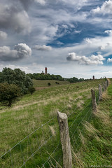 three lighthouses (lindner.photography) Tags: leuchtturm lighthouse clouds wolken landscape landschaft summer sommer balticsea ostsee green grn trees bume