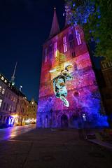 Nikolaikirche (mattrkeyworth) Tags: festivaloflights berlin angel engel ilce7r2 sonya7rii sel1635z nikolaikirche