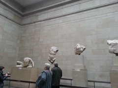 Parthenon Marbles - West Fronton (taurusnonana) Tags: london britishmuseum parthenon elginmarbles greekart
