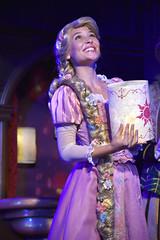 Rapunzel in Tangled - Fantasy Faire at the Royal Theatre in Disneyland (GMLSKIS) Tags: disney california amusementpark anaheim rapunzel disneyland tangled fantasyfaire royaltheatre