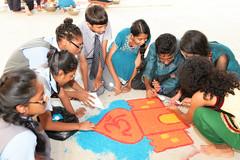 Diwali 2016 #5 (*Amanda Richards) Tags: diwali guyana guyanahindudharmicsabha georgetown rangoli creatingrangoli rice colours colouredrice hindu festivaloflights darkestnight