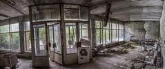 Inside the abandoned city of Pripyat / Creative commons panorama (Wendelin Jacober) Tags: inside abandoned city pripyat tschernobyl hdr panorama big creativecommons free copyrightfree lizenzfrei stockphoto wendelin jacober