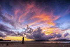 (kijimuna.) Tags: clouds sunset seascape skyscape landscape beach sea canon japan eos6d nago