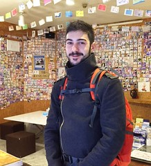 Welcome to Yokohama Hostel Village! This handsome guy from Italy came to stay at Yokohama Hostel Village! Thank you for staying with us! We hope to see you again!! #yokohama #yokohamahostelvillage #Travel (yokohama hostel village) Tags:   welcome yokohama hostel village this handsome guy from italy came stay thank you for staying with us we hope see again yokohamahostelvillage traveljapan japantrip london nextstop is kamakura     httpifttt2fesv3r guest