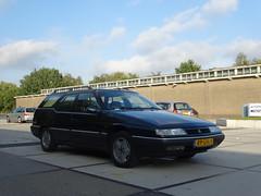 Citron XM 2.1 TURBO D VSX BREAK 1997 / 2010 bij kringloop Apeldoorn (willemalink) Tags: citron xm 21 turbo d vsx break 1997 2010 bij kringloop apeldoorn