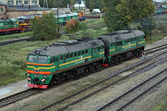 2M62-1220 Riga, 02/10/16 (Richard.A.Jones Railways) Tags: 2m62