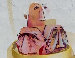 Graffiti / Street Art (paramonguino) Tags: p1150177jpg1 tenerife islascanarias canaryislands kanarischeinseln graffiti streetart