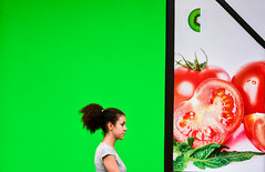 fresh tomato (Zlatko Vickovic) Tags: street streetphotography color novisad srbija serbia vojvodina zlatko vickovic lightandshadow shadow urban city streetcolor people zlatkovickovicphotography