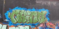 Crine (Khemical Burnz) Tags: newcastlegraffiti cbm crine crinegraffiti