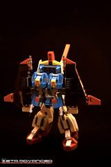 Z Transform 5 (Sam.C (S2 Toys Studios)) Tags: zetagundam gundam mobilesuit lego moc s2 80s scifi mecha anime japan spacecraft