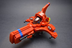 DSC_00241 (BrickTrain) Tags: lego scifi moc afol spaceship outerspace
