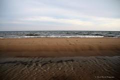 Barrire de sable / Sand barrier (deplour) Tags: dunedebouctouche cocentreirving dune sable plage sand beach banc bancdesable sandbank bank dtroit northumberland strait barrire barrier