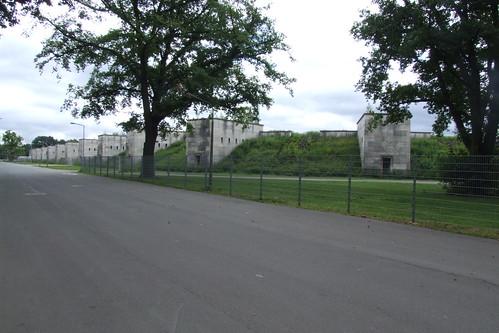 Toilet facilities of Zeppelin Field, 08.07.2012.