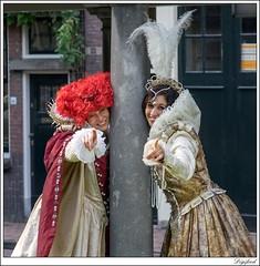 Digifred_Gouda_2016__9184 (Digifred.) Tags: gouda zottezaterdag digifred 2016 portret portrait costume beauty people pentaxk3 narren troubadours nederland netherlands holland