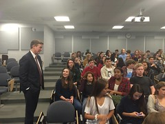 """Yorktown High School Young Democrats • <a style=""""font-size:0.8em;"""" href=""""http://www.flickr.com/photos/117301827@N08/30704563150/"""" target=""""_blank"""">View on Flickr</a>"""